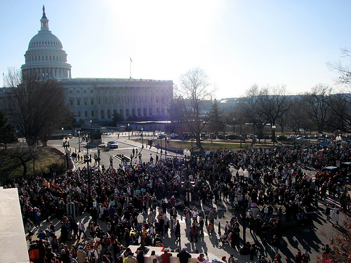 Why I Don't March for Life (or any other cause)