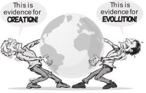 Creation Evolution Debate